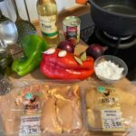 Ingredientes Pollo al chilindrón